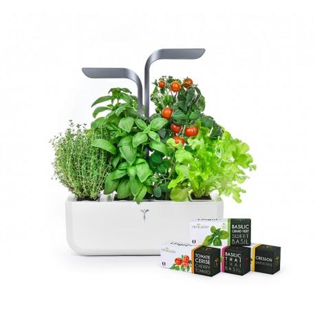 Veritable South Africa connect planter smart garden click & Grow